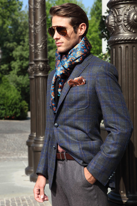 Paisley-Scarf-Pocket-Square