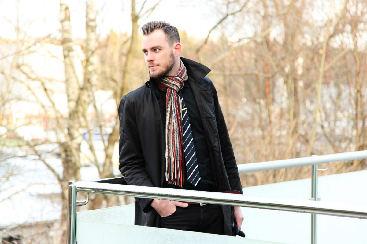 Mens Winter Fashion tips 2017
